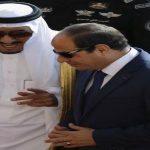سر مغادرة السيسي وسلمان القمة خلال كلمة أمير قطر