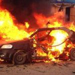 ارتفاع عدد مصابي انفجار سيارة أمام مركز تدريب بالغربية