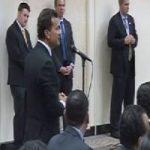 الرئيس يتبنى مشروعا لمصرى مقيم بأمريكا