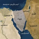 خريطة مصر دون مثلث «حلايب وشلاتين»
