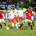 منتخب تونس يتدرب سرا قبل لقاء مصر