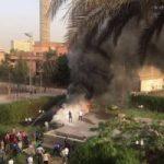 السيطرة على حريق مركز شباب الجزيرة دون إصابات