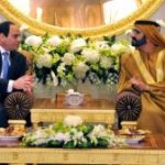 انطلاق مباحثات السيسي وبن راشد في دبي