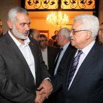 إسماعيل هنية يدعو أبو مازن لزيارة غزة