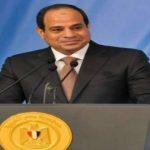 السيسي يعلن ترشحه في انتخابات الرئاسة المقبلة