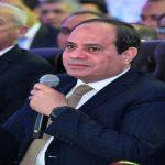 السيسي للمصريين: هطلب منكم تفويض تاني لمواجهة أهل الشر
