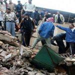 استخراج 10 جثامين من تحت عقار منشية ناصر المنهار