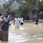 تفاصيل عن إعصار موكونو وضربه لعمان