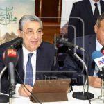 وزير الكهرباء: لا أرغب في رفع أسعار الكهرباء «لكن العدو أمامنا والبحر خلفنا»