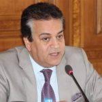وزير التعليم العالي: فتح باب التنسيق للمرحلة الأولى الإثنين المقبل