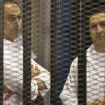 إخلاء سبيل علاء وجمال مبارك و متهمي قضية «التلاعب بالبورصة» بكفالة 100 ألف جنيه