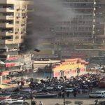 السيطرة على حريق أتيليه بمدينة نصر