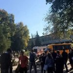 مقتل واصابة 60جراء انفجار في كيرتش الروسية