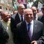 صور..نقيب المعلمين يتقدم مسيرة حاشدة لدعم الاستفتاء على التعديلات الدستورية