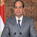 السيسي يهنئ الشعب المصري بعيد الأضحى
