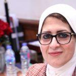 وزيرة الصحة: العدوى لن تنتقل من حامل فيروس كورونا في مصر