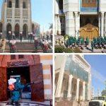 القوات المسلحة تنفذ عمليات التطهير والتعقيم الوقائى لكلاً من مشيخة الأزهر الشريف ودار الإفتاء المصرية والكاتدرائية المرقسية بالعباسية