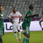 نهاية المباراة بفوز المصري البورسعيدي