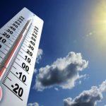 الأرصاد عن طقس الغد: شديد الحرارة نهارًا والرياح تصل لحد العاصفة