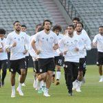 إلغاء تدريب المنتخب المصرى فى جروزنى اليوم