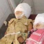 السلطات العراقية تعلن العثور جثتى الطفلين اللذين ألقتهما أمهما فى نهر دجلة
