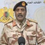 الجيش الليبى: نريد حلا حقيقيا للأزمة الليبية وليس كما حصل فى الصخيرات