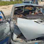 مصرع شخص وإصابة 5 آخرين فى حادث تصادم نقل مع ملاكى بالسويس.. الأسماء
