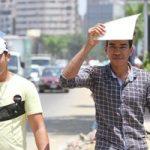 غدا ذروة ارتفاع درجات الحرارة وطقس حار على القاهرة والعظمى 35 درجة