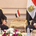 التراس يشهد توقيع بروتوكول تعاون بين العربية للتصنيع وجامعة الإسكندرية .صور