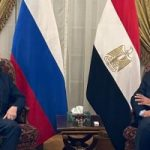 سامح شكرى يستقبل وزير خارجية روسيا ومؤتمر صحفى مشترك بعد قليل