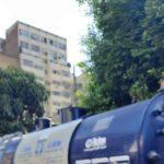 كسر في خط مياه رئيسي بوسط القاهرة يتسبب في انقطاع مياه الشرب