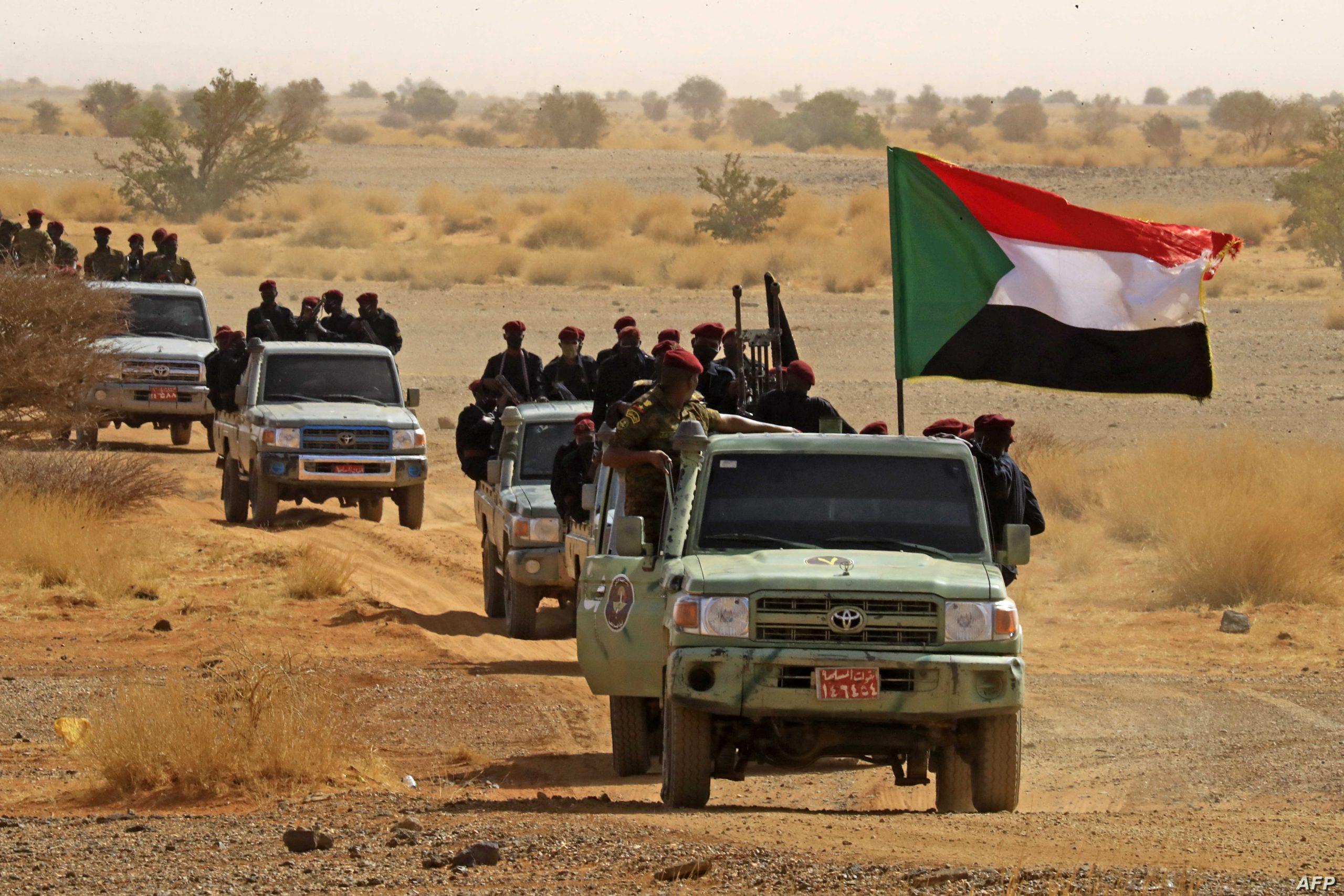 SUDAN-EGYPT-MILITARY-DRILL